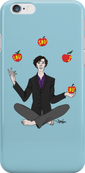A. Shappey's Apple-Tossing: an Experiment in Happiness by NadddynOpheliah