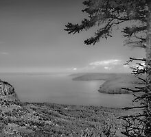 Sleeping Giant Provincial Park by Paul Schuurmans