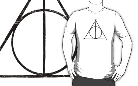 Harry Potter - The Deathly Hallows by Artpunk101
