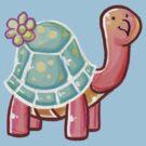Flower Tortoise by SaradaBoru