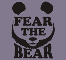 Fear the Bear- SF Giants  Kids Clothes