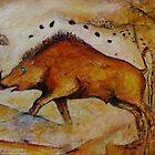WILD PIG 1 by Redlady