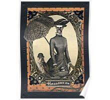 Spooky Tea Poster