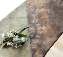 Table Runner River Red Gum by Jenny Hogben