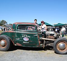 Ratty 32 by gordonspics