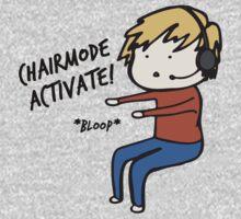 Chairmode Activate! - Tshirt Kids Clothes
