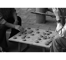 Chinese Chess Photographic Print