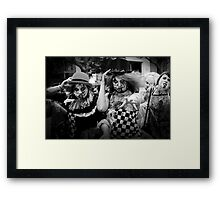 Come to Me..............Happy Halloween Framed Print