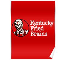 Kentucky Fried Brains Poster