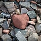 Red Stone Heart by James Stevens