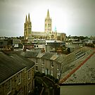 Truro Cathedral, Cornwall by James Stevens