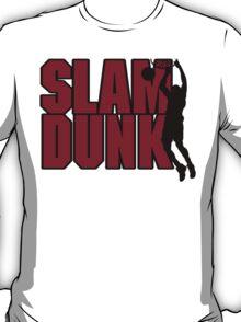 Basketball Slam Dunk T-Shirt