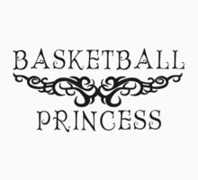 Basketball Princess by SportsT-Shirts