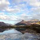Reflections at Ballachulish by elmilligano