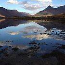 Reflections of Glen Coe by elmilligano