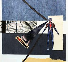 Boy turns into man by Susan Ringler
