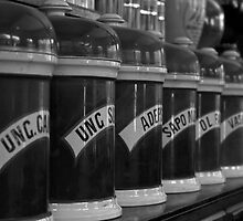 Jars by James Taylor