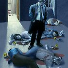 Detective Horatio by Laura Guzzo