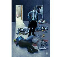 Detective Horatio Photographic Print
