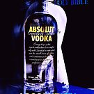 Absolution - Absolut Advertisement (made up) by Andrew Robinson
