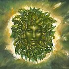 Greenwoman by Laura Cameron