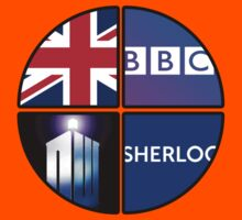 The Beeb - DW & Sherlock by brilliantbutton