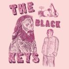 The Black Keys (Pink) by vocalvitao