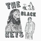 The Black Keys (Black) by vocalvitao