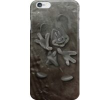 Mickey in Carbonite iPhone Case/Skin