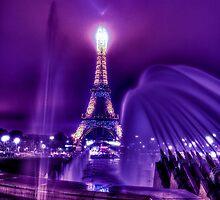La Ville-Lumière by Erik Schlogl