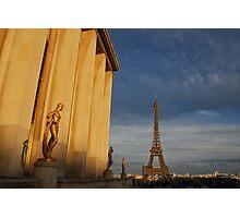 Trocadéro Allure Photographic Print