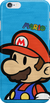 Mario T by jressi
