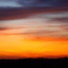 Halloween Sunset 2012 by agenttomcat