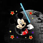 Mickey Mouse Jedi by picky62version2