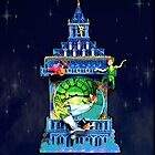 Peter Pan Clocktower by picky62version2