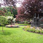City Park, Launceston, Tasmania by Wendy Dyer
