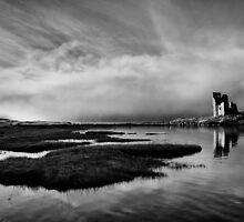 Ardvreck Out Of The Mist by derekbeattie