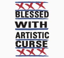 LC ARTISTIC CURSE by Jason Moncrise