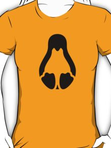 Stycil Tux (black) T-Shirt