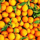 Oranges by TinaGraphics