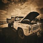 Truck by Sue-ann Tilby Photography