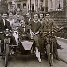 Family and friends - London 1920s by Flo Smith