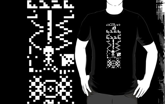 arecibo message the answer /tee by pixelP