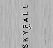 Bond Skyfall iphone_Cover by ANDIBLAIR