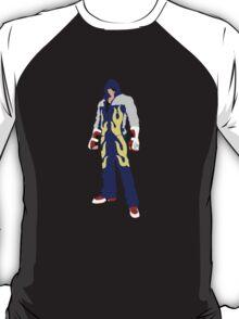 Tekken Jin Silhouette #2 T-Shirt