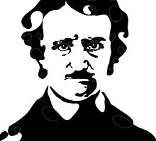 Edgar Allan Poe by Stephanie Küpper