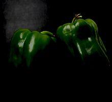Pepper #1 by Alan Harman