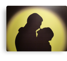 Guess The Silhouette ? Solved By Seth Weaver ! Canvas Print