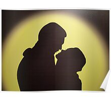 Guess The Silhouette ? Solved By Seth Weaver ! Poster