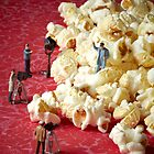 Hollywood popcorn by Bitesized